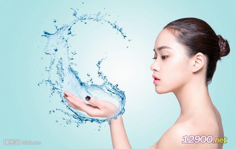 玻尿酸补水蚕丝面膜