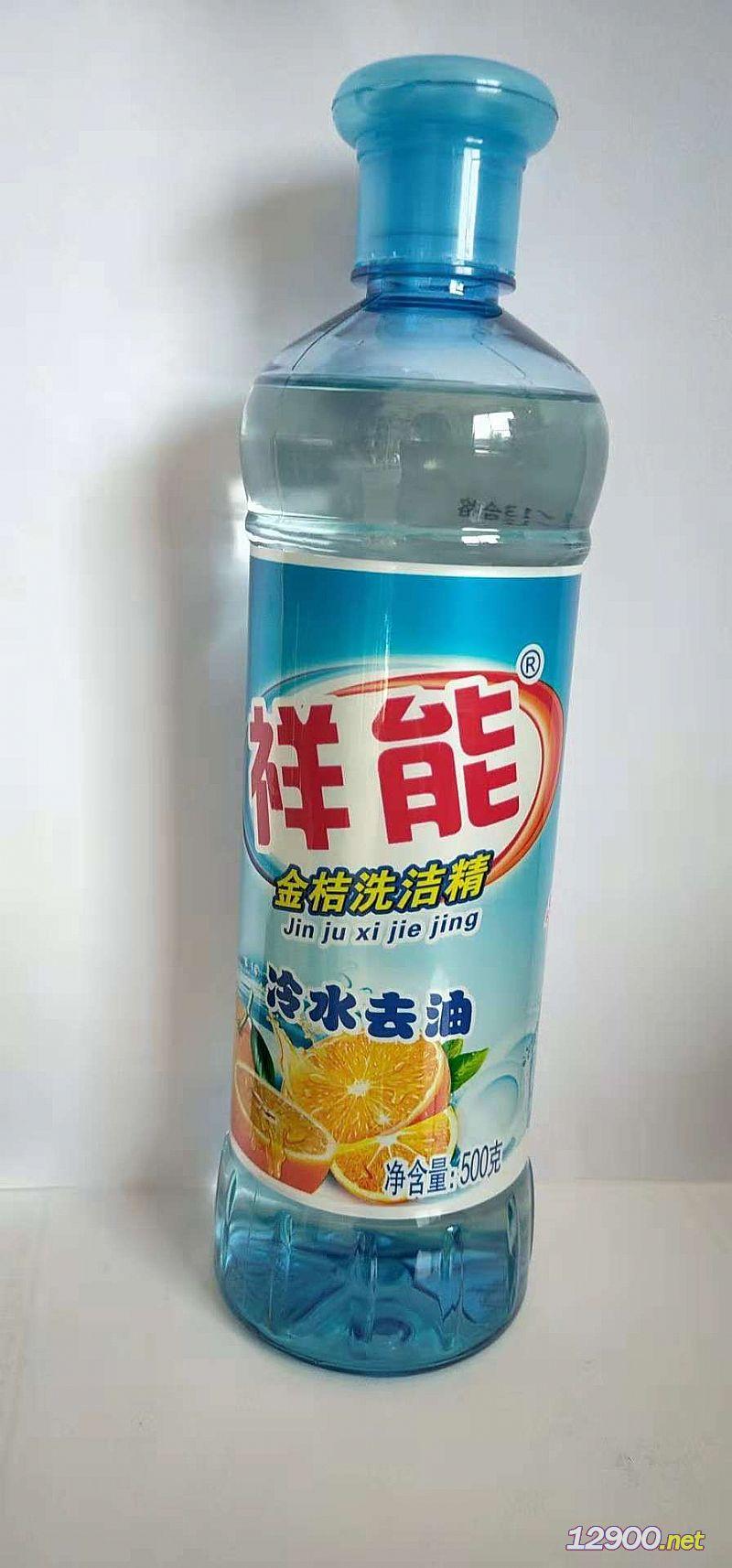 柠檬洗洁精500g
