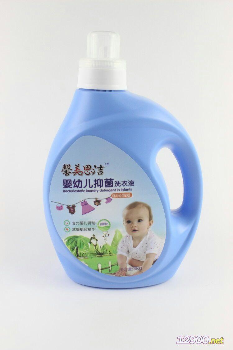 超白植物萃取洗衣液