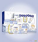 婴幼儿护肤礼盒(六件套)