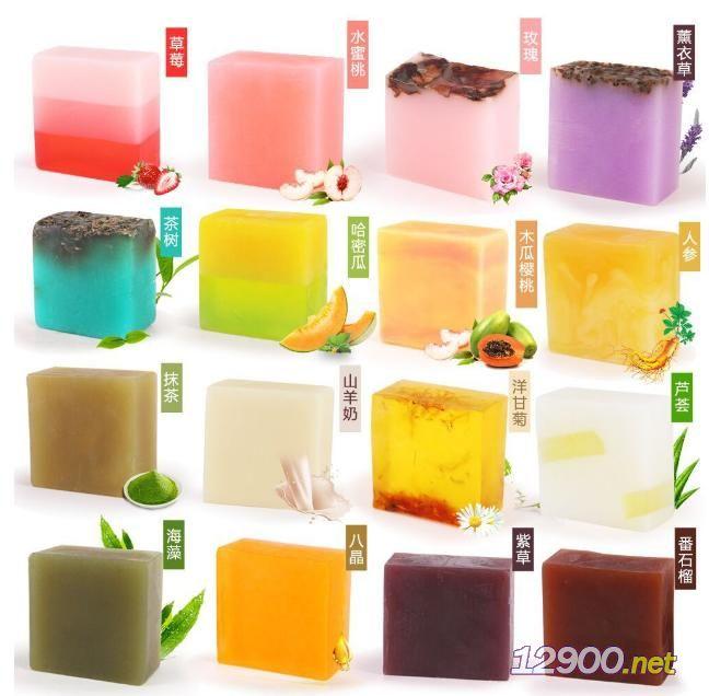 中草药古皂茶树精油皂