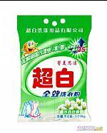 超白香水百合洗衣粉