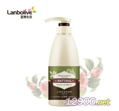 500ml山茶控油滋养氨基酸洗发乳