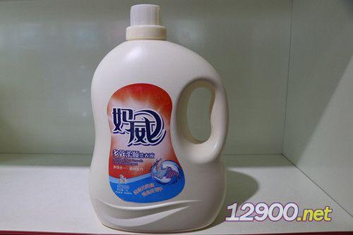 妈威5L多效柔顺洗衣液
