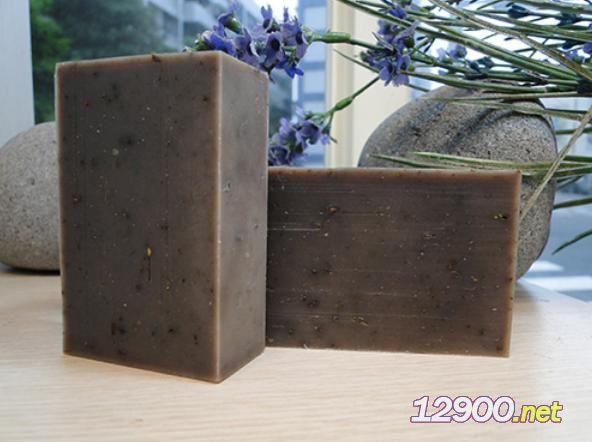 紫色薰衣草手工皂