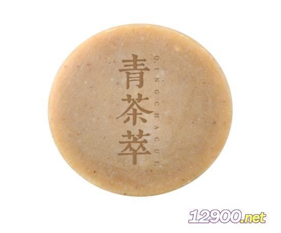 青茶萃���B山茶手工皂