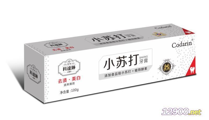 小苏打牙膏-抗敏感