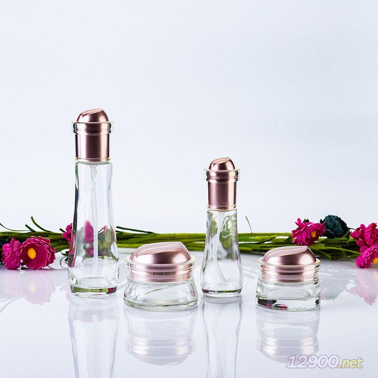 护肤品玻璃瓶