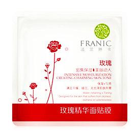 法兰琳卡玫瑰精华面贴膜