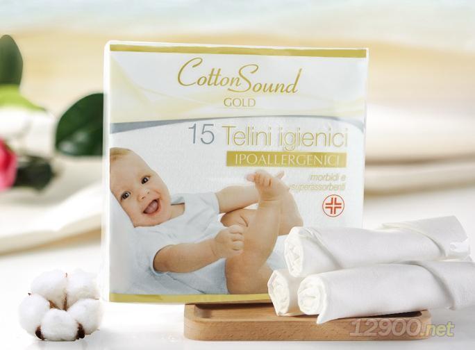 绵音进口婴儿洗脸毛巾