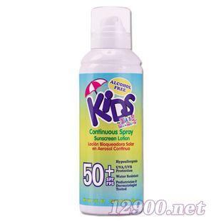 连续防晒喷乳SPF50