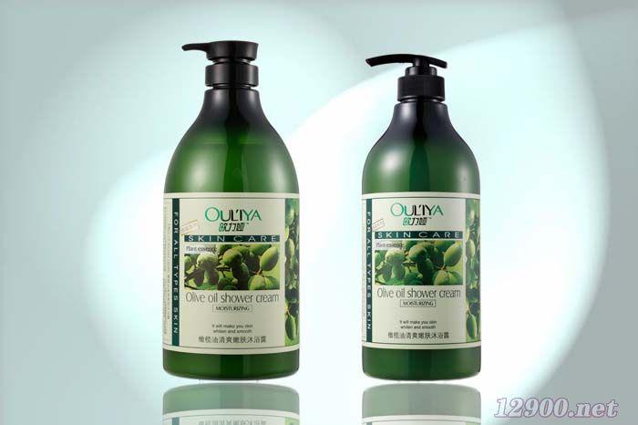 橄榄油清爽嫩肤沐浴露