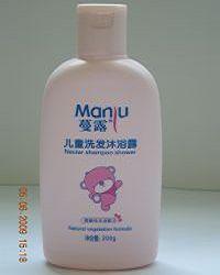蔓露儿童洗发沐浴露