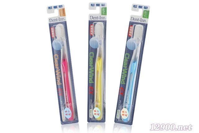 齿素屋防滑时尚装牙刷