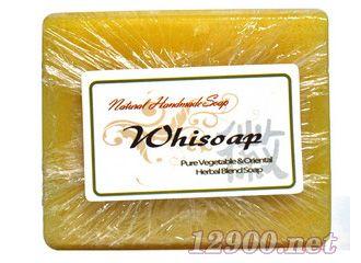草本植物手工徽皂