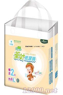 绿乐环保茶叶纸尿裤