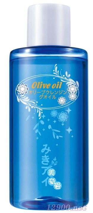 美奇爱净肤橄榄卸妆油