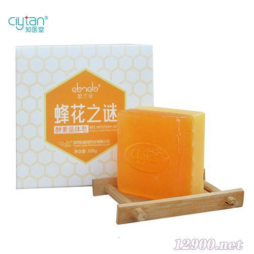 蜂花之�i酵素晶�w皂美容皂私�美白