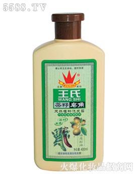 王氏茶籽皂角洗发露220ml