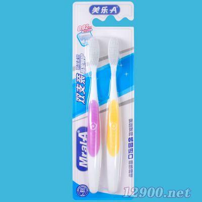 组合装牙刷扬州双支套牙刷
