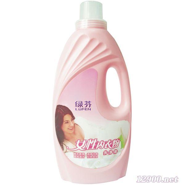 女性内衣清洁剂