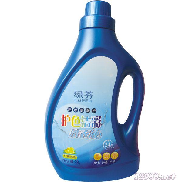 柠檬洁彩洗衣液