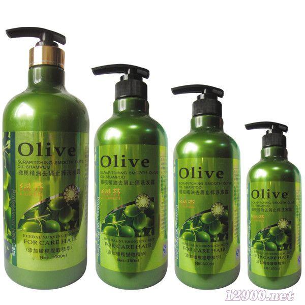 橄榄精油去屑止痒洗发露