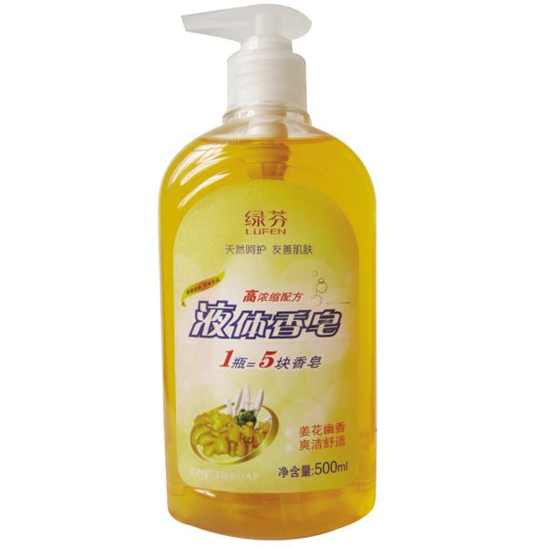 液体香皂(姜花)