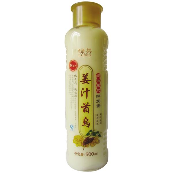 姜汁首乌�h油养发护发素