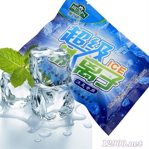 超级冰离子夏日单包足浴盐泡脚盐