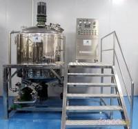 洗面奶生产设备