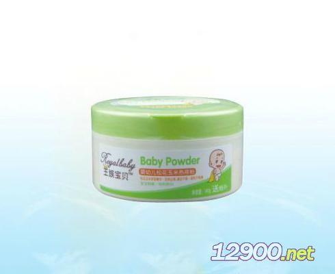 王族宝宝松花玉米热痱粉140g