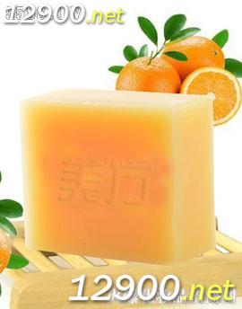 甜橙淡斑美白精油手工皂