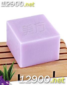 植物精华双重滋润紫草芦荟精油手工皂