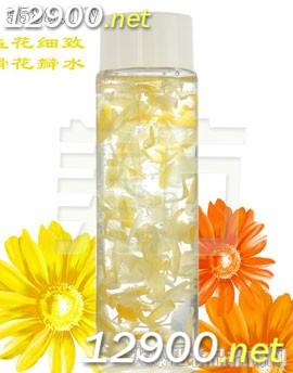 植物精华金盏花细致柔滑花瓣滋养水