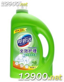 邦碧洁护理超浓缩洗衣液2L/自然清香