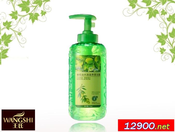 橄榄油水润滋养香浴露
