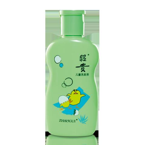 儿童洗发液