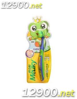 妙奇蛙儿童胖嘟嘟牙刷