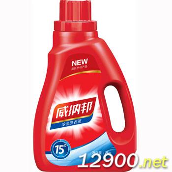 中国红―冷水洗衣液