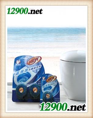 马桶清洁剂(蓝泡泡)