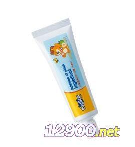 儿童营养防护牙膏