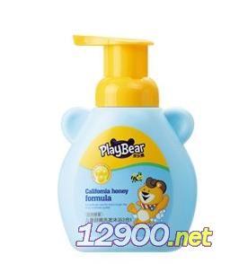 儿童舒爽洗发沐浴2合1