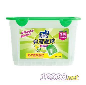 清威超浓缩皂液凝珠椰油清香