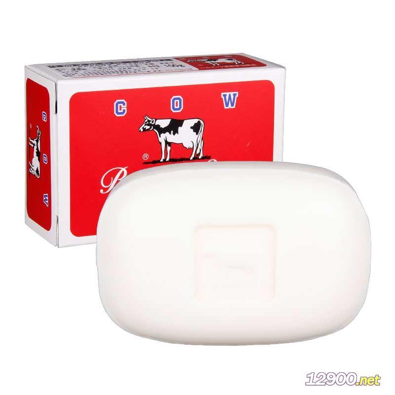 牛乳石碱红盒香皂滋润型玫瑰香