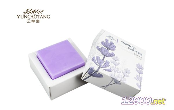 薰衣草精油潔面皂-- 廣州市騰豐機械設備有限公司