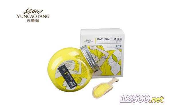 復方草本香檸檬沐浴鹽-- 廣州市騰豐機械設備有限公司