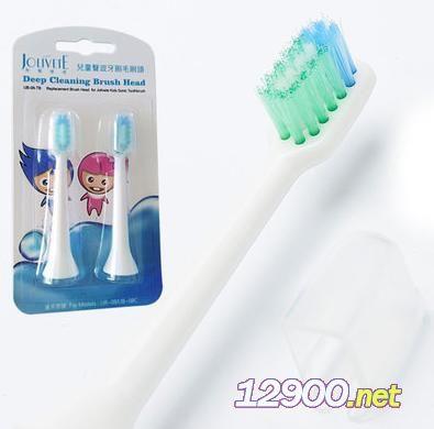 儿童声波电动牙刷牙刷头
