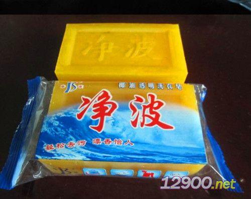 200G透明椰油洗衣皂