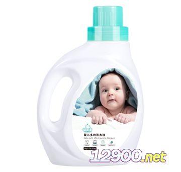 俏婴童婴儿多效洗衣液